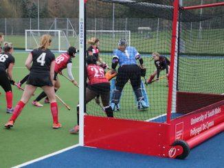 USW Womens Hockey 1sts V Bristol Uni 5ths - Photo Credit Jack Cook