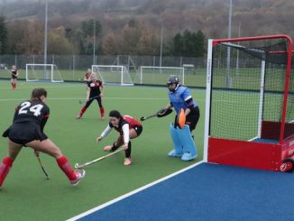USW Womens Hockey 1sts V Bristol Uni 5ths - Photo Credit Jack Cook
