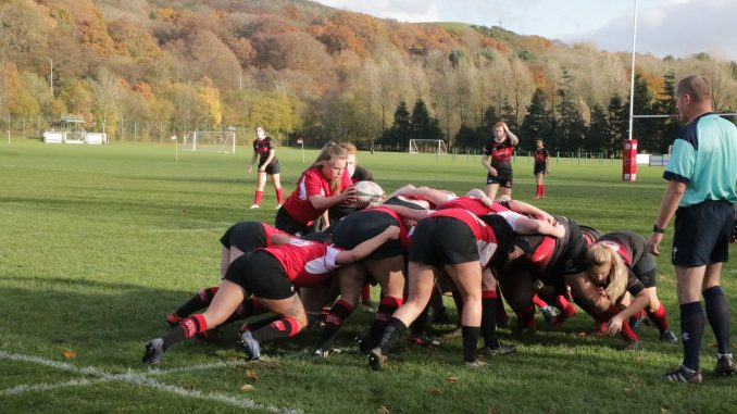 University of South Wales 1sts v Cardiff University 1sts 14/11/18 - Credit Owen Nelson