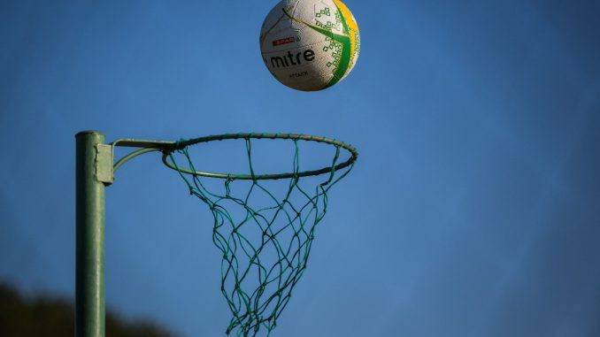 Netball. Image by Ethan Harris